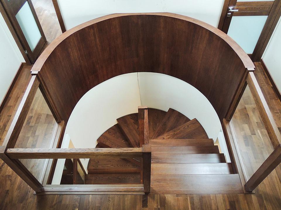 27 schody drewniane NOWOCZESNE
