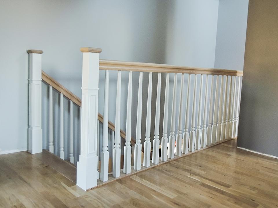 37 schody drewniane WOLNOSTOJĄCE