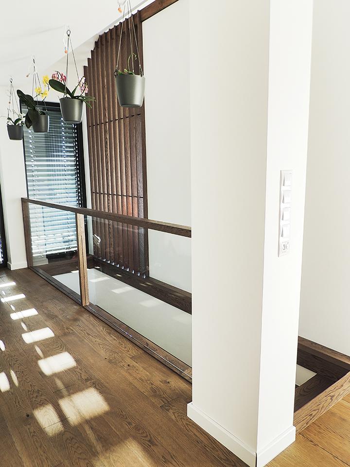 44 schody drewniane WOLNOSTOJĄCE