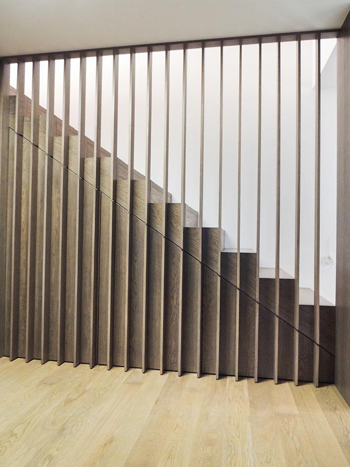41 schody drewniane WOLNOSTOJĄCE - szafa