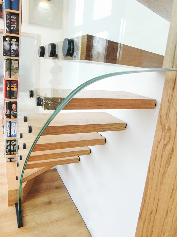 38 schody drewniane nowoczesne