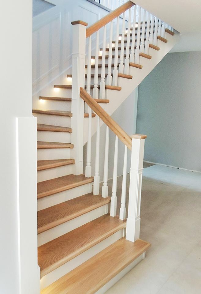 36 schody drewniane WOLNOSTOJĄCE